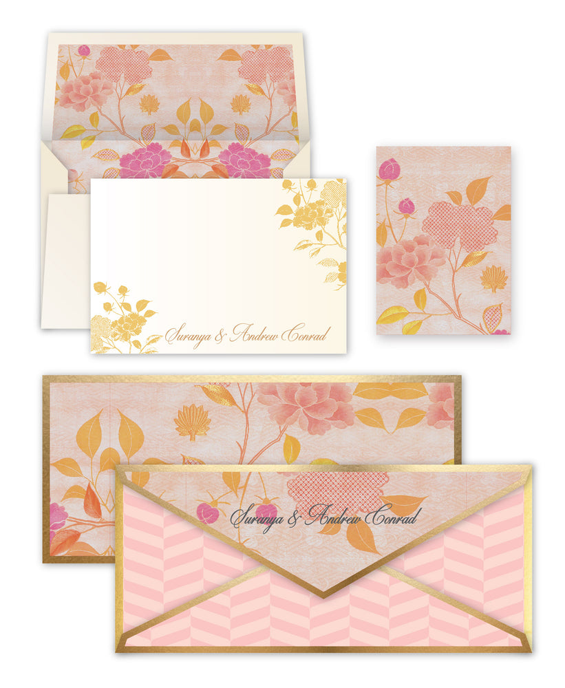 Mandarin Pink Box Set