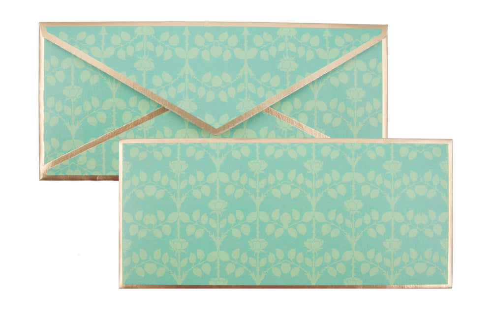 Roses Gift Envelope Customised