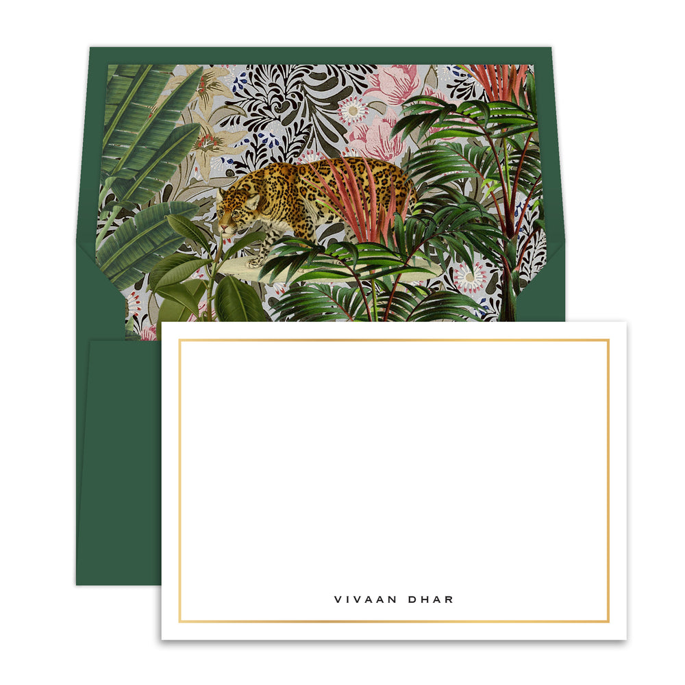 Panthera Notecards