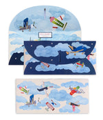 Flying Planes 10 Gift Envelopes