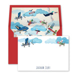 Sky Rider Notecards
