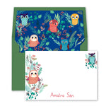 Hoot Hoot Notecards