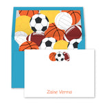 Sporty Notecards