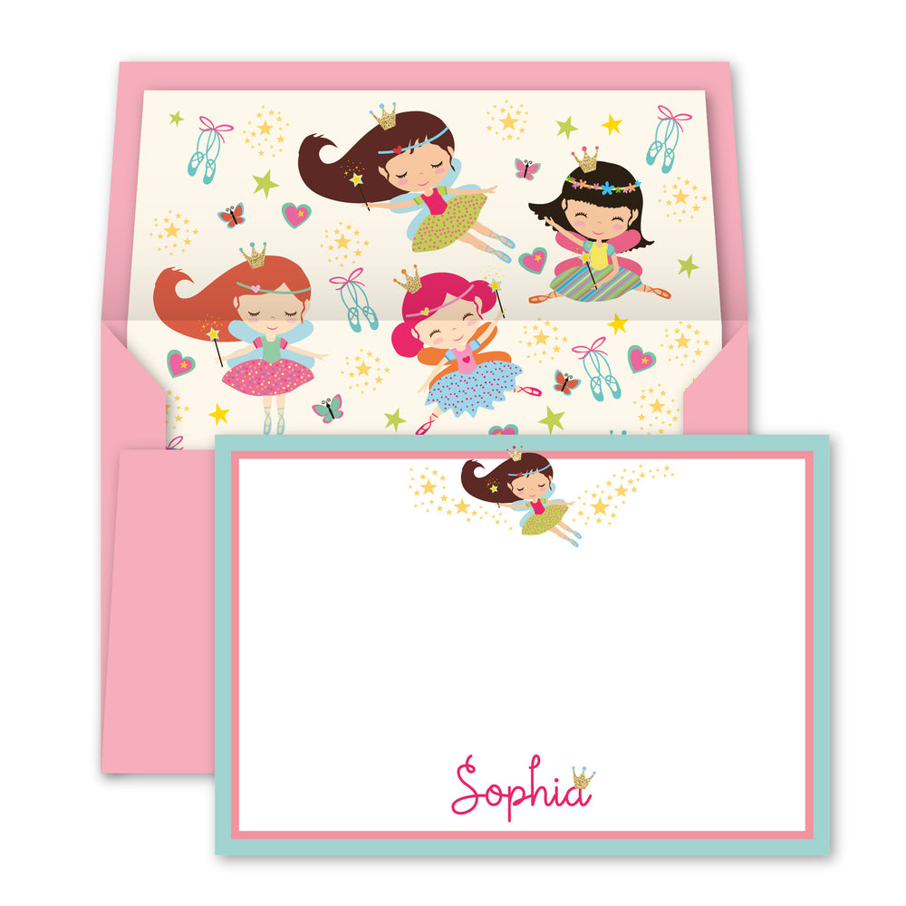 Princess Notecards