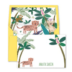 Pink Tiger Notecards