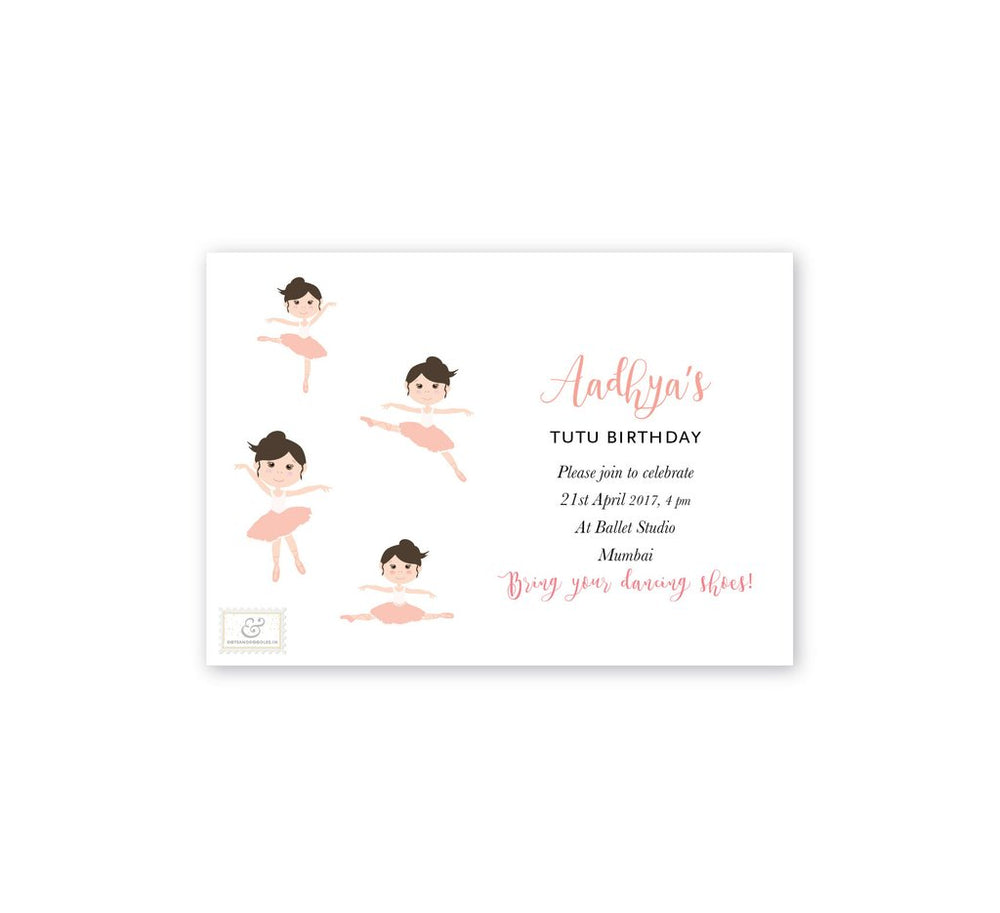 Load image into Gallery viewer, Ballerina Birthday Bundle