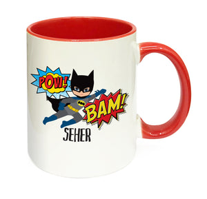 Batman Personalised Mug