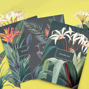 Load image into Gallery viewer, Botanical Garden Personalised Folder