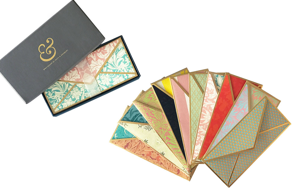 Assorted Customised Box - 20 Envelopes