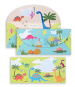 Dinosaur 10 Gift Envelopes