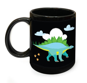 Load image into Gallery viewer, Dinosaur Personalised Mug