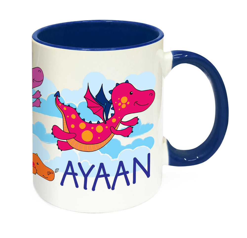 Dragon Personalised Mug