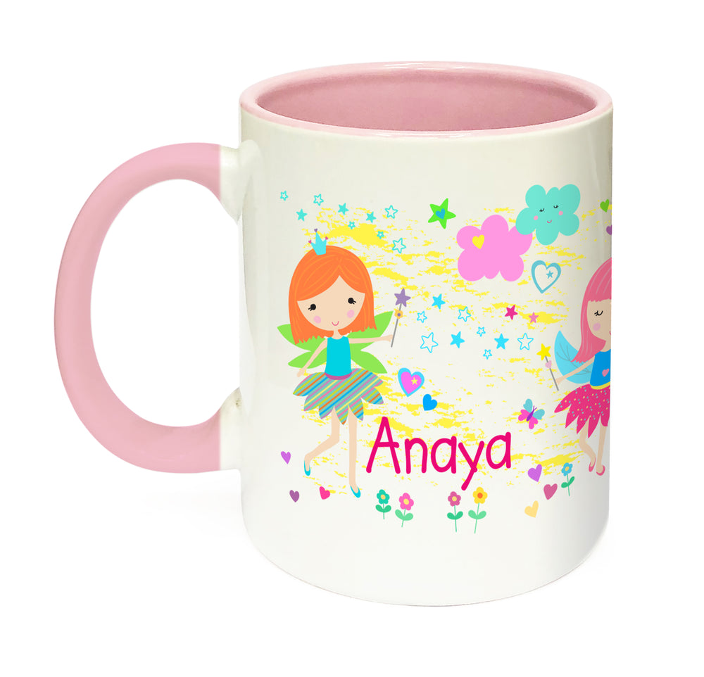 Fairyland Personalised Mug