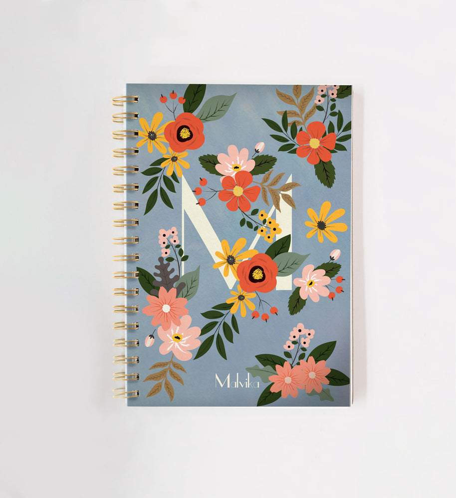 Bloom Personalised Doodle Book