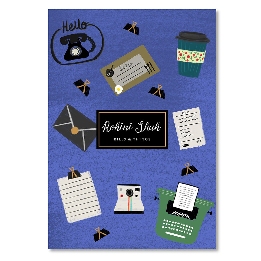 Personalised Folders | Dots and Doodles
