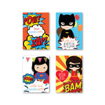 Supergirl Set of 40 Gift Tag