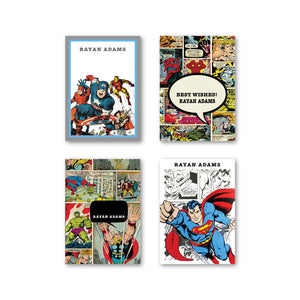 Load image into Gallery viewer, Comic Strip Gift Tag Set of 40