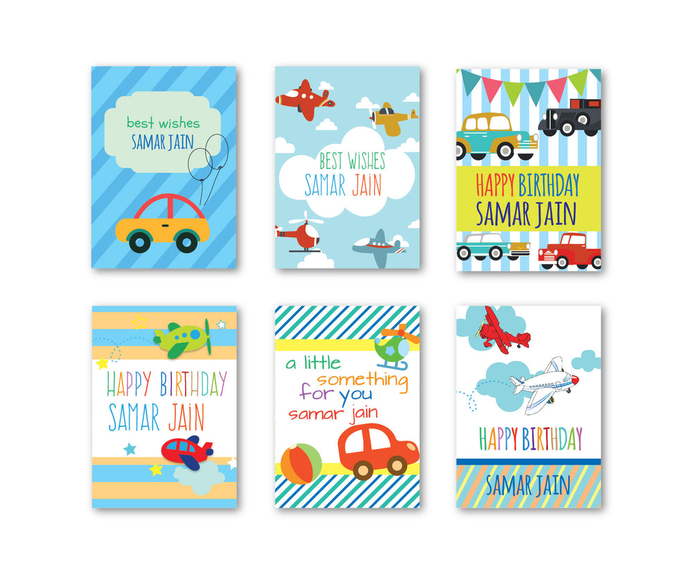 Toys Set of 90 Gift tags