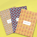Indian Motif Personalised Folder