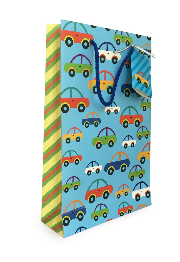 Kids Gift Bag Car