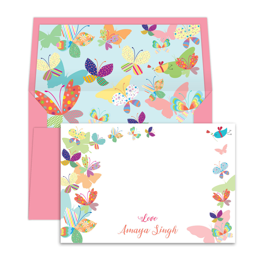 Flutter Personalised Notecards