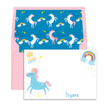 Unicorn Notecards