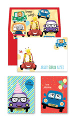 Cute Cars Box Set