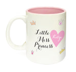 Miss Princess Personalised Mug