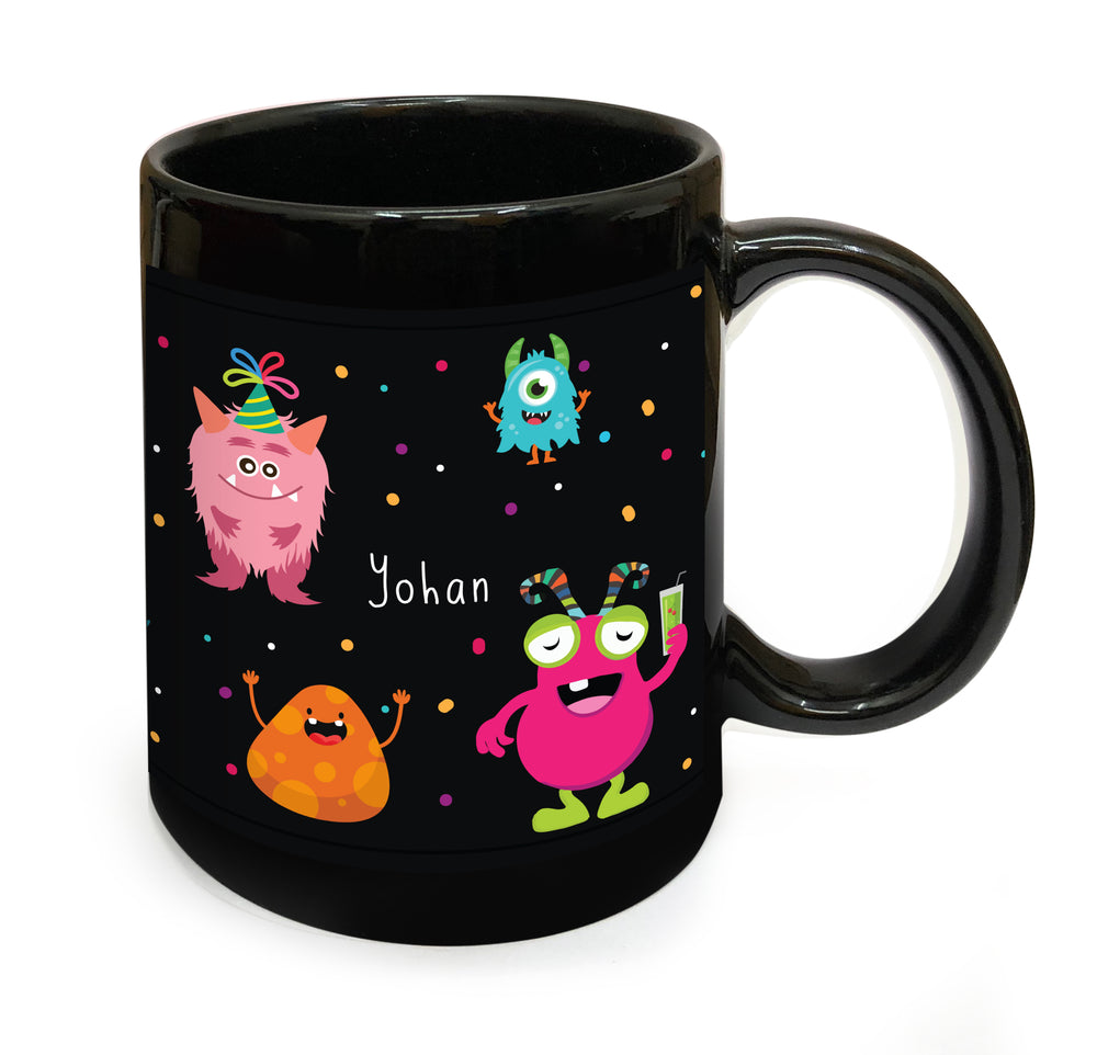 Load image into Gallery viewer, Monster Personalised Mug