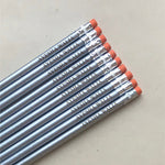Customised Silver Pencils