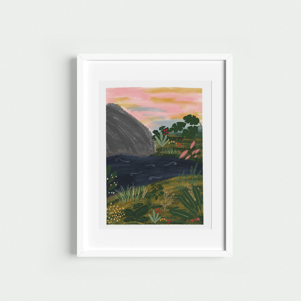 Load image into Gallery viewer, Pink Sky