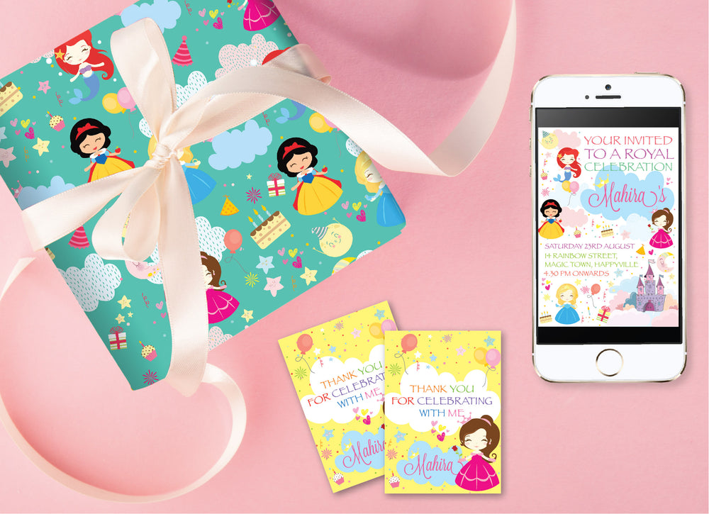 Princess Birthday Bundle