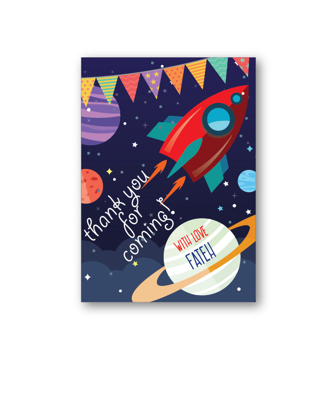 Outer Space Birthday Bundle