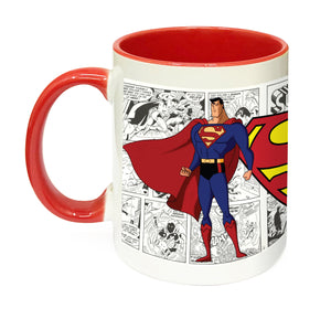 Superman Personalised Mug