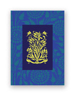 Royal Blue Motif Box of Gift Tags