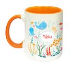 Under the Sea Personalised Mug