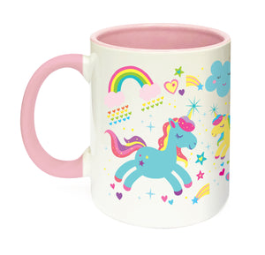 Load image into Gallery viewer, Unicorn Personalised Mug