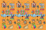 Carnival Customized 100 Wrapping Sheets