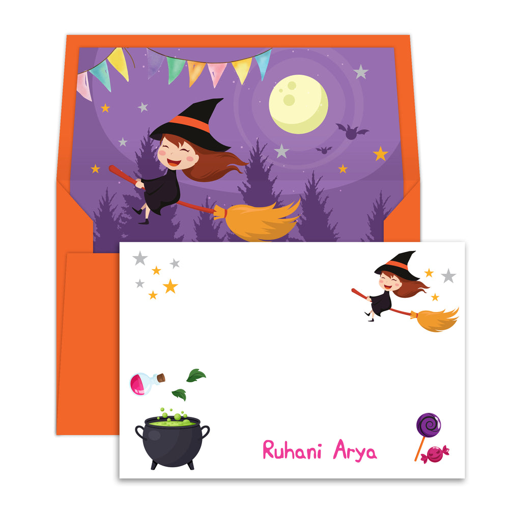 Bewitched Notecards