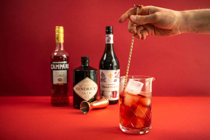 How to make the perfect Negroni?