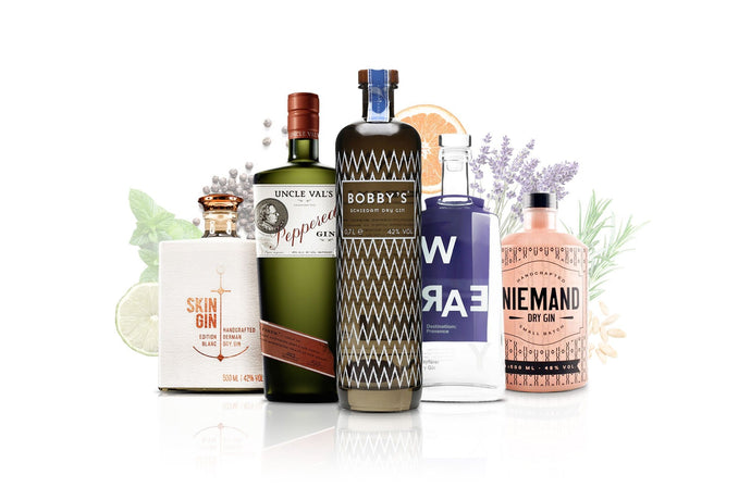Top of 2017: New Style Gin