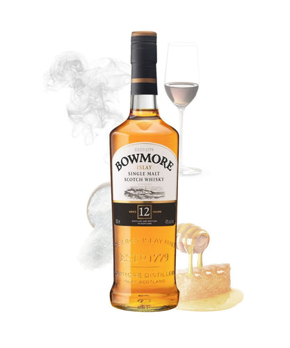 Bowmore 12 Islay Single Malt Scotch Whisky