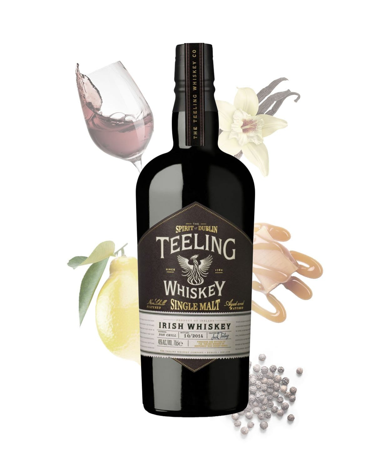Tastillery Teeling Single Malt Whisky