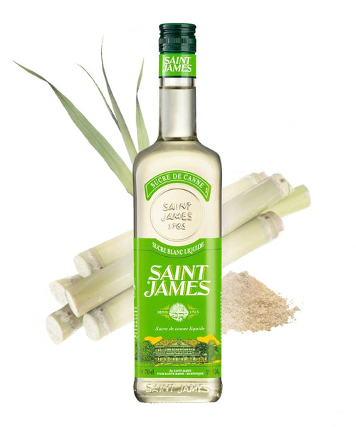 Tastillery Saint James Rohrzuckersirup