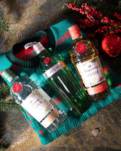 Tanqueray Christmas Set (inkl. gratis Weihnachtspullover)