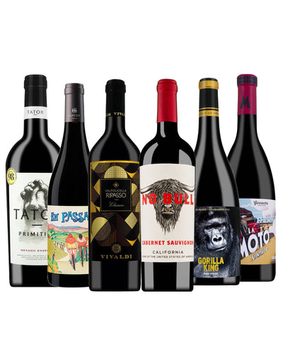 Weinpaket - Best of Red