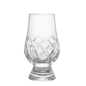 Glencairn Cut Crystal Whisky Glas
