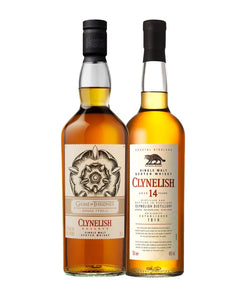 """Game of Thrones"" Clynelish Reserve Whisky Bundle"