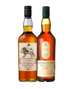 "Tastillery ""Game of Thrones"" Lagavulin Whisky Bundle"