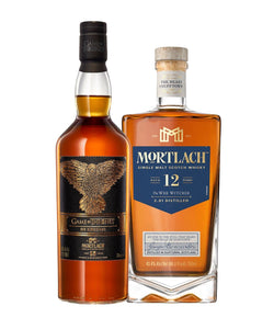 """Game of Thrones"" Mortlach Whisky Bundle"